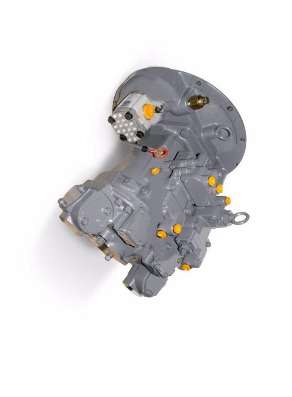 Case 155828A1 Hydraulic Final Drive Motor