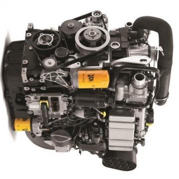 JCB 215 T4 Radial Hydraulic Final Drive Motor