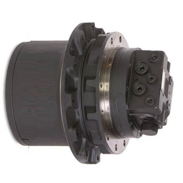 Case 84565750R Reman Hydraulic Final Drive Motor #1 image
