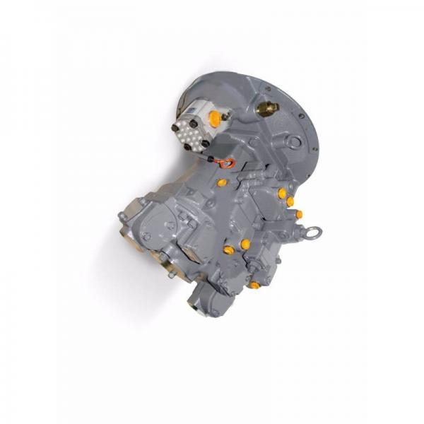 Case 87600263R Hydraulic Final Drive Motor #2 image