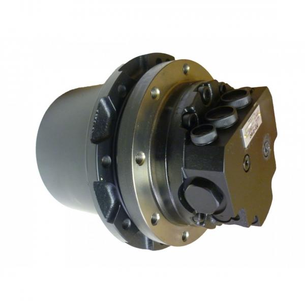 Case 9060 Hydraulic Final Drive Motor #1 image