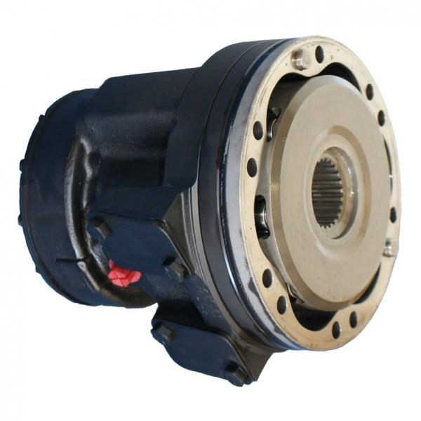 Case CX300 Hydraulic Final Drive Motor #2 image