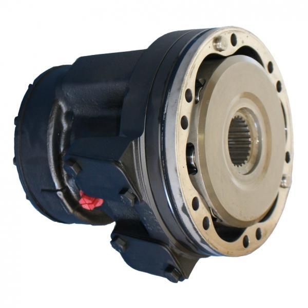 Case CX35 Hydraulic Final Drive Motor #1 image