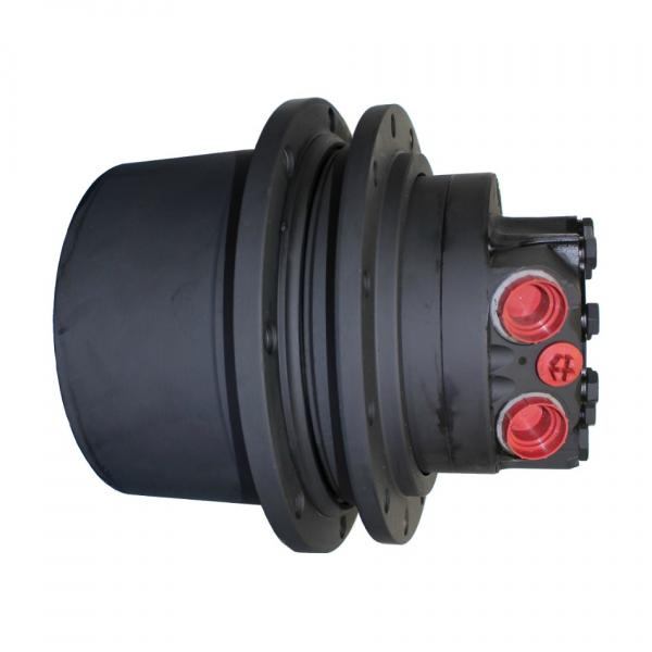 Case 84565751R Reman Hydraulic Final Drive Motor #2 image