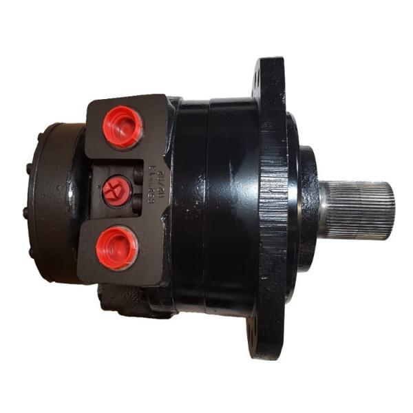 Case 445CT-3 2-SPD LH Hydraulic Final Drive Motor #1 image