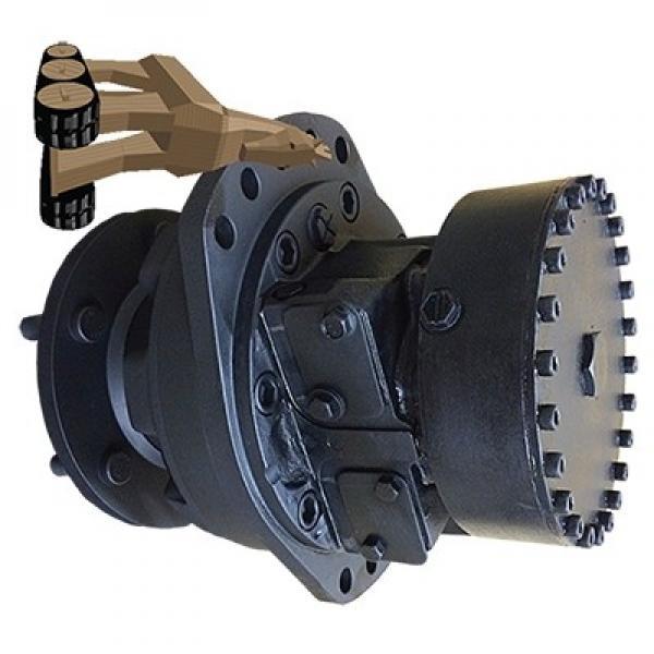 Kobelco SK014 Hydraulic Final Drive Motor #2 image