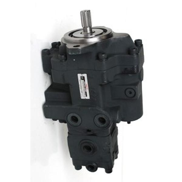 Nachi PHX-35N-41-1264A Hydraulic Final Drive Motor #3 image
