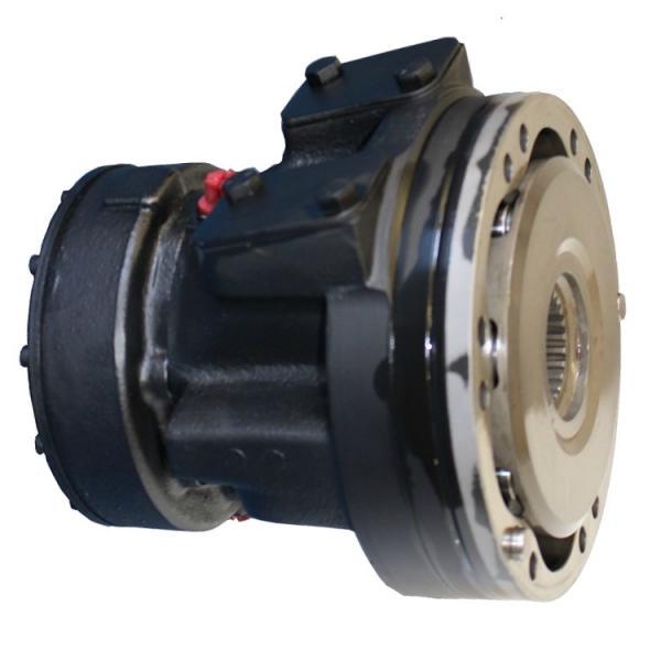 Bobcat 329 Hydraulic Final Drive Motor #1 image
