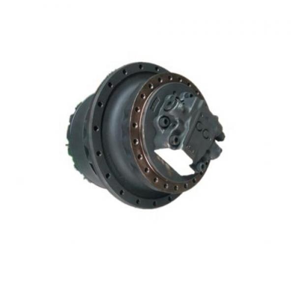 Bobcat 334D Hydraulic Final Drive Motor #1 image