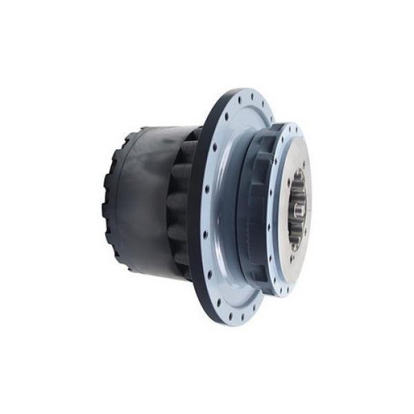 Doosan 401-00440B Hydraulic Final Drive Motor #3 image