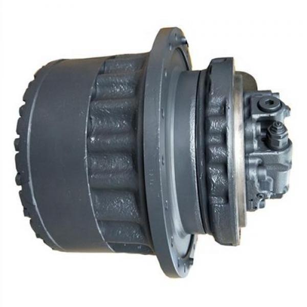 Doosan 133-00230A Hydraulic Final Drive Motor #3 image
