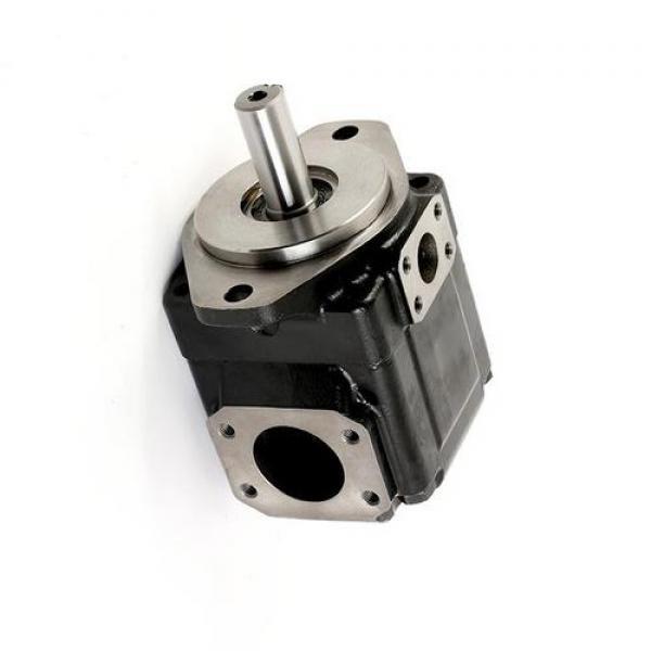 JCB 165HI Reman Flow Hydraulic Final Drive Motor #1 image